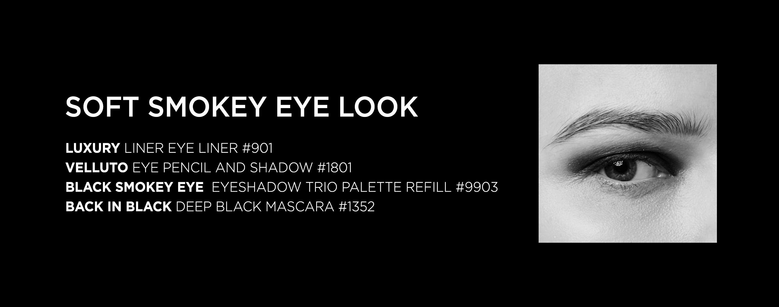Soft Smokey Eye Look